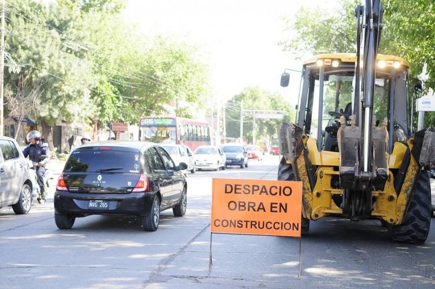 Desvíos de colectivos en el Gran Mendoza