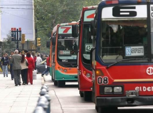 El servicio de transporte será gratuito para ir a votar el domingo